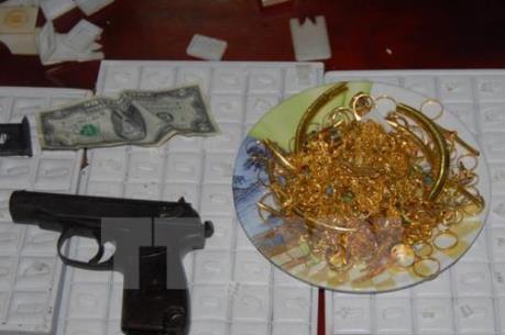 Vụ cướp tiệm vàng ở Bình Dương: Đã bắt giữ 5 đối tượng nghi can
