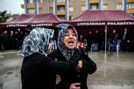 Vụ đánh bom tại Thổ Nhĩ Kỳ: Xác định thủ phạm là nữ thành viên PKK