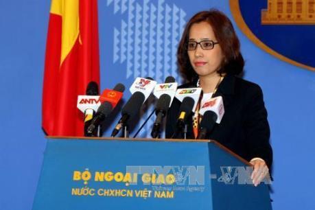 Việt Nam hoan nghênh Trung Quốc sớm triển khai kế hoạch xả nước khẩn cấp