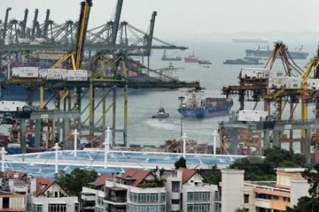 Kinh tế Singapore chậm đà tăng trưởng trong năm 2016