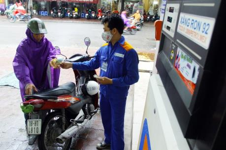 Thuế nhập khẩu trong công thức tính giá cơ sở xăng dầu