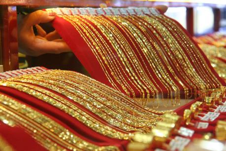 Giá vàng châu Á ngày 16/3 giảm phiên thứ tư liên tiếp