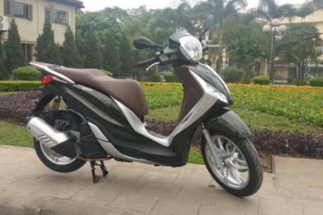 Piaggio Việt Nam ra mắt Medley ABS giá từ 71,5 triệu đồng