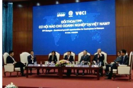 Chứng khoán Việt Nam sẽ khởi sắc hậu TPP