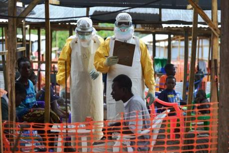 Dịch Ebola tái xuất hiện ở Guinea