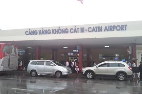 Nhiều chuyến bay bị hủy tại Cảng hàng không Cát Bi, Hải Phòng