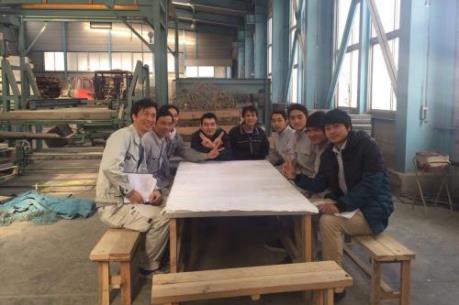 Kiểm tra điều kiện làm việc của lao động Việt tại công ty Seinan (Nhật Bản)