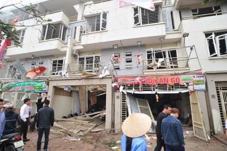 Vụ nổ ở khu đô thị Văn Phú - Hà Đông: Xác định nguyên nhân ban đầu