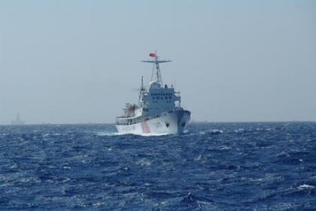 Indonesia phản đối tàu hải cảnh Trung Quốc xâm phạm lãnh hải