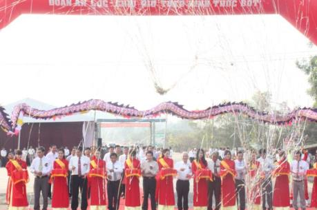 Thông xe kỹ thuật giai đoạn 1 Quốc lộ 13 địa phận tỉnh Bình Phước