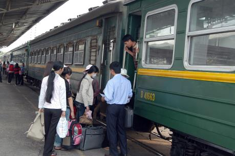Vụ sập cầu Ghềnh: Ga Sài Gòn điều chỉnh giờ chạy tàu