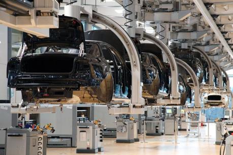 Ngành sản xuất ô tô Tây Ban Nha đặt mục tiêu thăng hạng