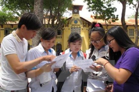 Thứ trưởng Bùi Văn Ga lưu ý thí sinh và các trường về đăng ký xét tuyển