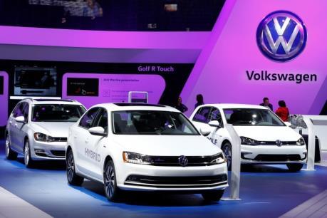 """Volkswagen tiếp tục chi """"khủng"""" để dàn xếp vụ bê bối khí thải"""