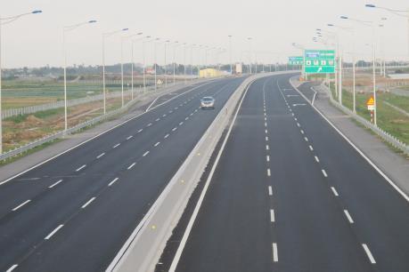 Kết cầu hạ tầng phụ vẫn thiếu trên cao tốc Hà Nội- Hải Phòng