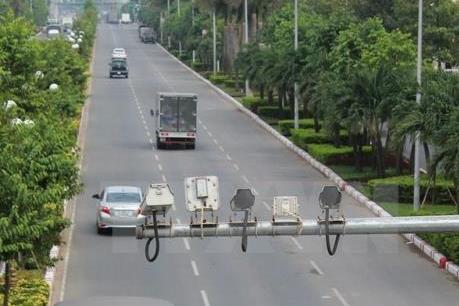 """Sắp xử phạt """"nguội"""" qua camera trên cao tốc Nội Bài-Lào Cai"""