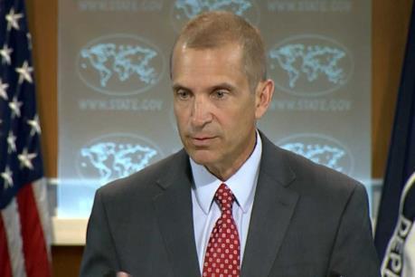 """Mỹ vẫn """"cứng rắn"""" trong quan hệ tài chính với Iran"""