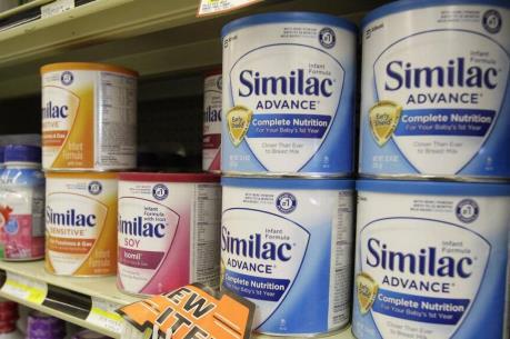 Trung Quốc bắt 6 người trong vụ sữa nhái thương hiệu Similac