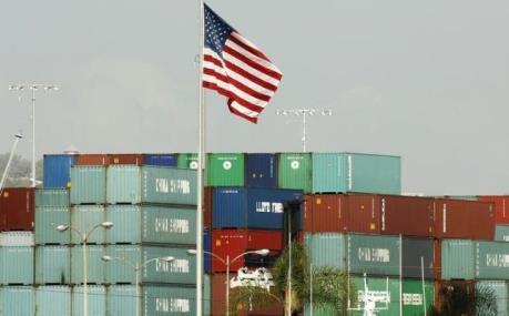 Mỹ: Thâm hụt thương mại đạt mức cao nhất trong 6 tháng