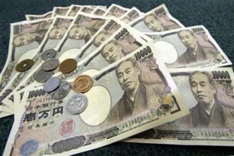 Đồng yen Nhật Bản chạm mức cao nhất trong 3 năm rưỡi