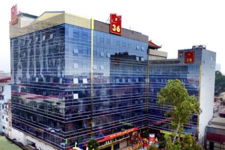 IPO 4,3 triệu cổ phần Tổng Công ty 36