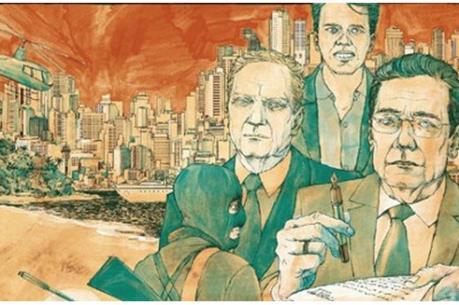 """Hàng loạt gia đình mafia Italy có tên trong """"Hồ sơ Panama"""""""