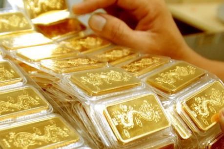 Giá vàng thế giới hướng đến mốc 1.300 USD/ounce