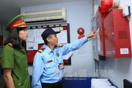 Hà Nội: Kiểm tra phòng cháy, chứa cháy 4 lần/năm tại các khu chung cư cao tầng