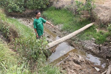 Kết luận về nguồn nước được cho là tác nhân gây ung thư tại Bình Thuận