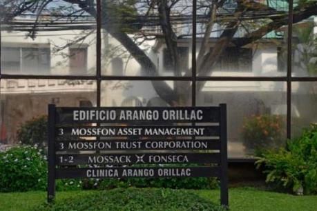 Vụ Hồ sơ Panama: Khám xét trụ sở công ty luật Mossack Fonseca