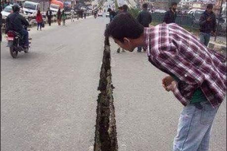 Động đất mạnh 7,2 độ Richter tại biên giới Myanmar-Ấn Độ