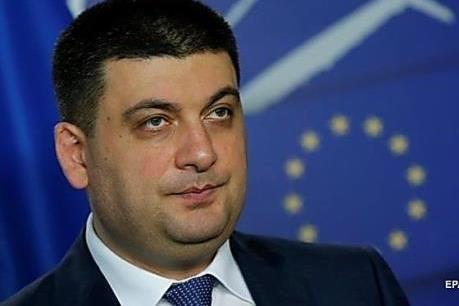 Ukraine có Thủ tướng mới