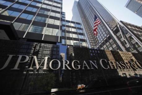 Lợi nhuận của JPMorgan Chase giảm hơn 8% trong quý I/2016