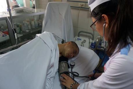 Nghệ An: 6 nạn nhân trong vụ tai nạn liên hoàn đã xuất viện
