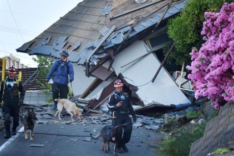 Động đất tại Nhật Bản: Mở 3 đường dây nóng nhận thông tin về người Việt