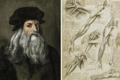 Nhiều hậu duệ của Leonardo da Vinci vẫn còn sống