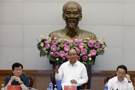Thủ tướng Nguyễn Xuân Phúc: Dựa vào dân để ứng phó hiệu quả với biến đổi khí hậu