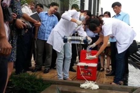 Hà Nội làm rõ việc nước không đạt quy chuẩn tại một số khu dân cư