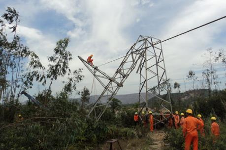 Ngày 7/5, đường dây 500 kV Quảng Ninh - Hiệp Hòa sẽ vận hành trở lại