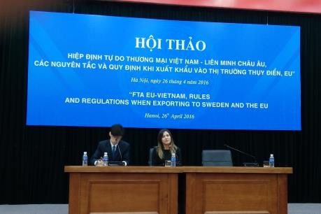 Xuất khẩu từ Việt Nam sang EU: Nắm vững quy định để tăng lợi thế cạnh tranh