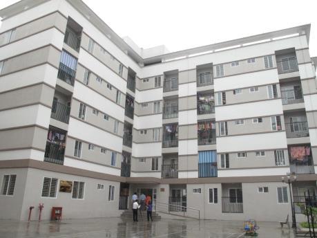Nhà ở xã hội cho thuê tại Thái Bình vẫn vắng khách