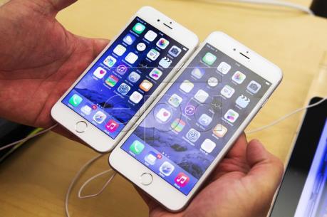"""Kết quả kinh doanh của Apple: Những """"cột mốc"""" buồn"""