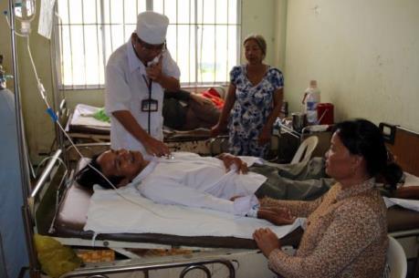 Vụ rò rỉ khí hầm biogas tại Cà Mau: Bốn nạn nhân đã được xuất viện