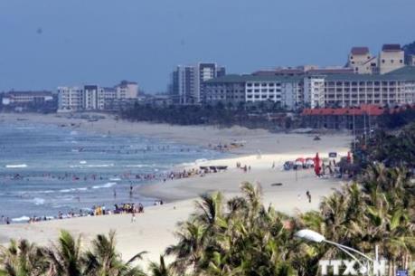 Chất lượng nước biển Đà Nẵng nằm trong giới hạn cho phép