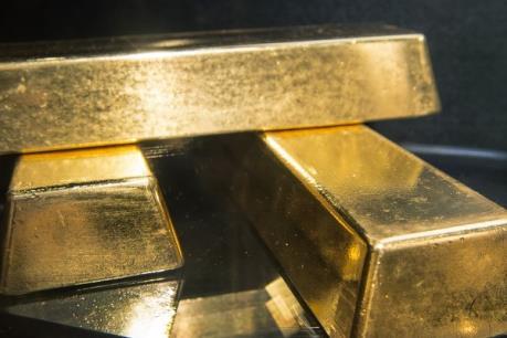 Giá vàng có tuần tăng mạnh nhất từ giữa tháng 2