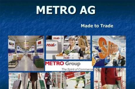 Metro trong cuộc chơi nhiều tham vọng tại thị trường nước ngoài