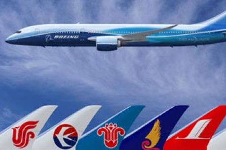 Boeing trúng thầu hợp đồng gần 4 tỷ USD bán máy bay cho Trung Quốc