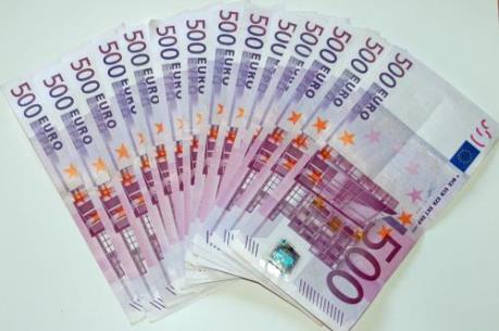 """ECB họp về """"khai tử"""" đồng 500 euro"""