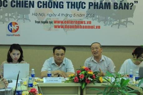 Chủ tịch Hiệp hội Siêu thị Hà Nội: Thực phẩm bẩn đã trở thành quốc nạn