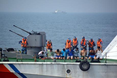 Cục Hàng hải Việt Nam cảnh báo về cướp biển trên biển Đông